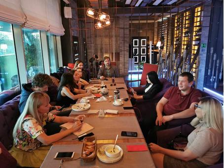 Бизнес разбор с Эдуардом Сайфутдиновым